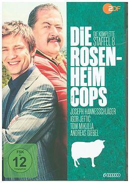 Die Rosenheim Cops - Staffel 08 DVD