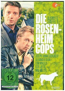 Die Rosenheim Cops - Staffel 11 DVD