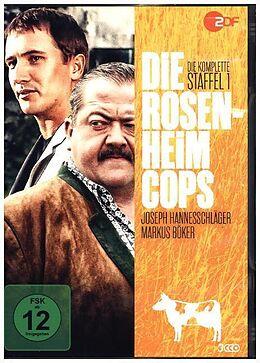 Die Rosenheim Cops - Staffel 01 DVD