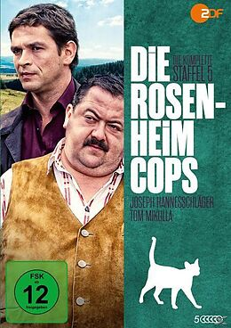 Die Rosenheim Cops - Staffel 05 DVD