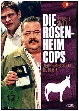 Die Rosenheim Cops - Staffel 06 DVD
