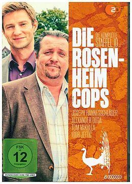 Die Rosenheim Cops - Staffel 10 DVD