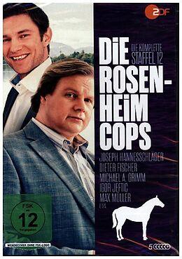 Die Rosenheim Cops - Staffel 12 DVD