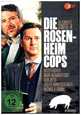 Die Rosenheim Cops - Staffel 14 DVD