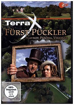 Terra X: Fürst Pückler - Playboy, Pascha, Visionär DVD