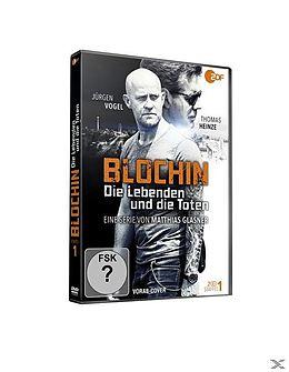 Blochin - Die Lebenden und die Toten - Staffel 01 DVD