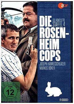 Die Rosenheim Cops - Staffel 04 DVD