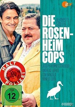 Die Rosenheim Cops - Staffel 07 DVD