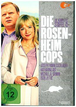 Die Rosenheim Cops - Staffel 15 DVD