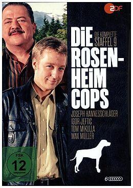 Die Rosenheim Cops - Staffel 09 DVD