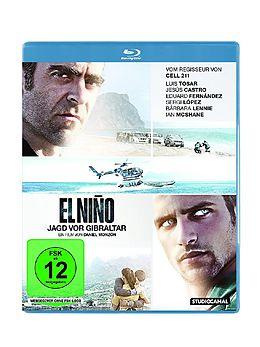 El Nino - Jagd Vor Gibraltar Blu-ray