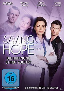 Saving Hope - Die Hoffnung stirbt zuletzt - Staffel 03 [Version allemande]