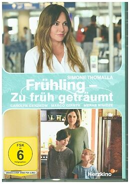 Frühling - Zu früh geträumt DVD