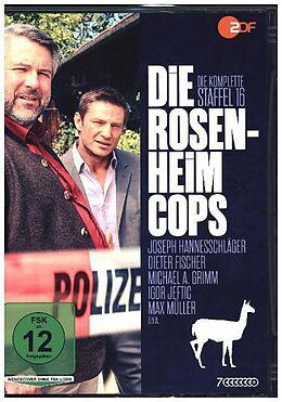 Die Rosenheim Cops - Staffel 16 DVD