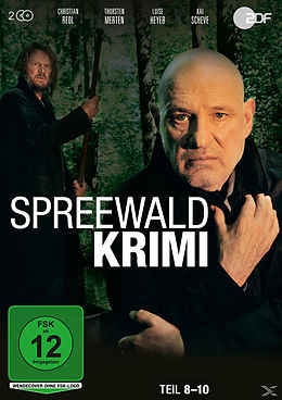 Spreewaldkrimi DVD