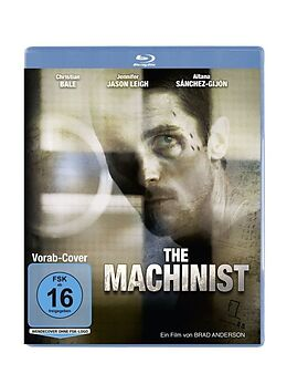 The Machinist Blu-ray