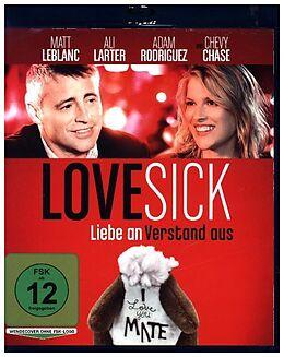 Lovesick - Liebe an, Verstand aus Blu-ray