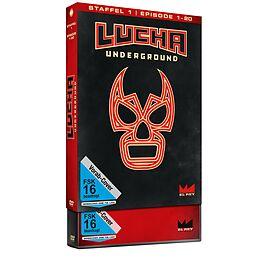 Lucha Underground - Staffel 1.1 / Episode 1-20 DVD