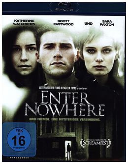 Enter Nowhere Blu-ray