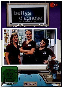Bettys diagnose staffel 04 vol 1 kaufen tv serien for Bettys diagnose