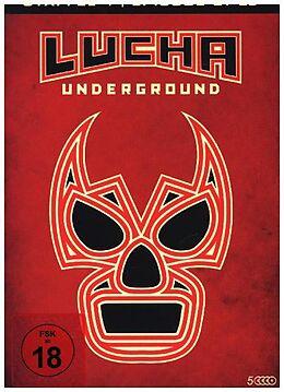 Lucha Underground - Staffel 1.2 / Episode 21-39 DVD