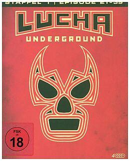 Lucha Underground - Staffel 1.2 / Episode 21-39 Blu-ray