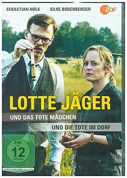 Lotte Jäger und das tote Mädchen & Lotte Jäger und die Tote im Dorf DVD