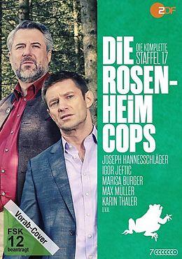 Die Rosenheim Cops - Staffel 17 DVD
