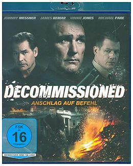 Decommissioned - Anschlag auf Befehl Blu-ray
