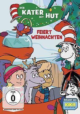 Der Kater mit Hut feiert Weihnachten DVD