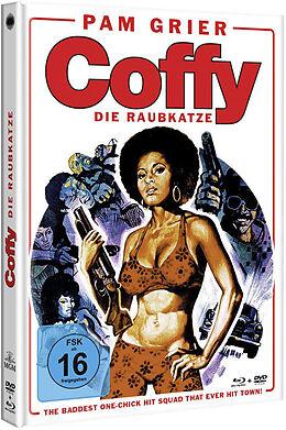 Coffy - Die Raubkatze Limited Mediabook BLU-RAY + DVD