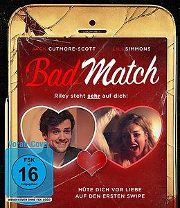 Bad Match Blu-ray