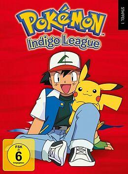 Pokmon - Staffel 01 / Indigo Liga / Amaray DVD