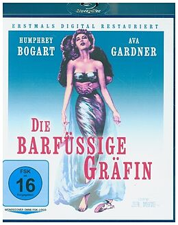 Die Barfüßige Gräfin Blu-ray