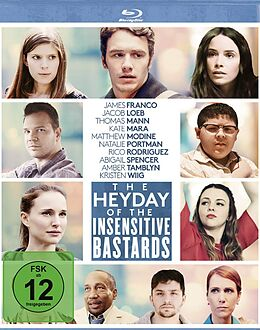 The Heyday of the Insensitive Bastards Blu-ray