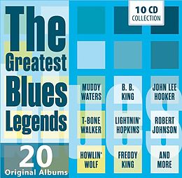 The Greatest Blues Legends