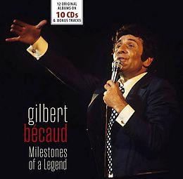 Gilbert Becaud-Milestones Of A Legend