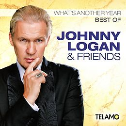 Johnny & Friends Logan CD What's Another Year,Best Of