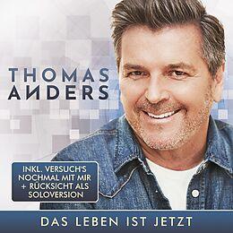 Thomas Anders CD Das Leben Ist Jetzt