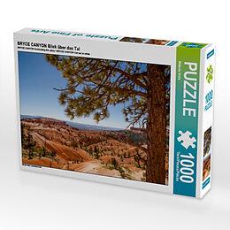 BRYCE CANYON Blick über das Tal (Puzzle) Spiel