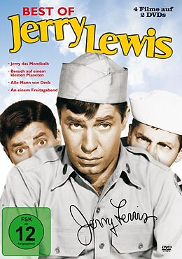 Best of Jerry Lewis DVD