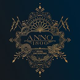 Dynamedion Vinyl Anno 1800: Original Game Soundtrack