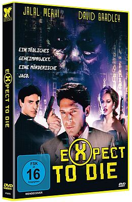 Expect to Die DVD