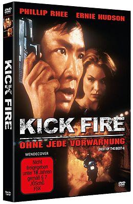 Kick Fire - Ohne jede Vorwarnung DVD
