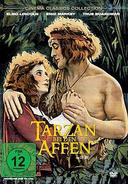 TARZAN BEI DEN AFFEN (Stummfilm von 1918) DVD