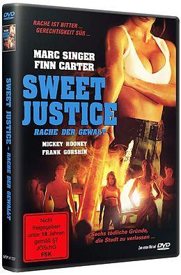 Sweet Justice - Rache der Gewalt DVD