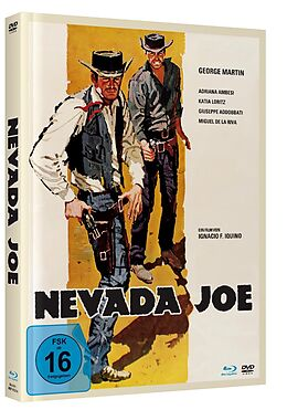Nevada Joe - Mediabook A - Bd & Dvd Blu-ray