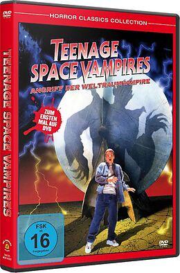 Teenage Space Vampires - Angriff der Weltraumvampire DVD