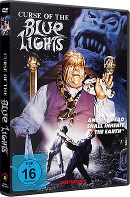 Curse of the Blue Lights DVD