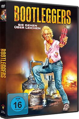 Bootleggers - Sie gehen über Leichen DVD